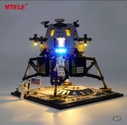 Lego lunar novo e com iluminação