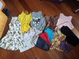 Lotinho de roupas