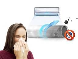 Título do anúncio: Ar condicionado - manutenção e instalação