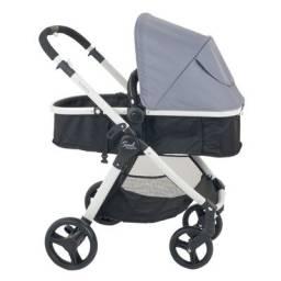 Carrinho de Bebê Burigotto + bebê conforto + base para carro