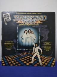 LP Saturday Night Fever - Os Embalos de Sábado A Noite - 1978