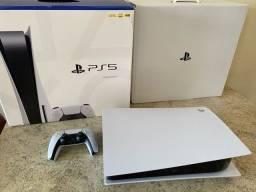 PlayStation 5 PS5 novinho com disco