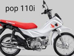 Honda POPi 2020 ( 1,300+Parcelas )