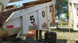 Caçamba Dump Creat Pastre 2011 - #8409