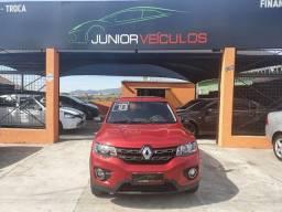 Renault Kwid 2018 Completo+Multimidia