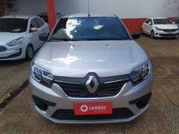 Título do anúncio: Renault Sandero Life 1.0 Flex / 2020 Completo