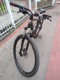 Bicicleta Vikingx Freio Hidráulico