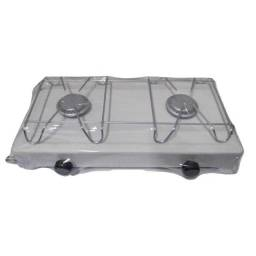 fogão de mesa 2 bocas (gás)