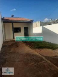 Casa com 2 dormitórios à venda, 65 m² por R$ 90.000,00 - Jardim Monterey - Sarandi/PR