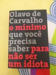Olavo de Carvalho- Livro