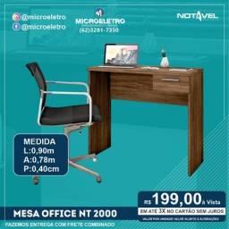 Título do anúncio: Mesa Office NT2000 Para Notbok