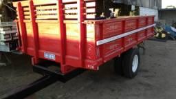 Carreta agrícola 6 toneladas