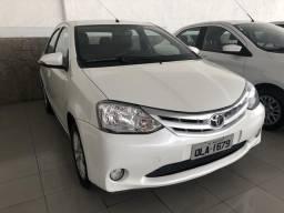 Toyota etios sedam xls - 2016
