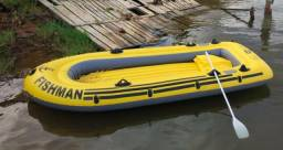 Bote para pesca e lazer