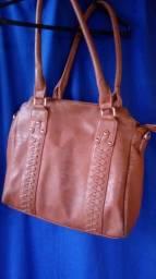 Bolsa Em couro (Barretos)