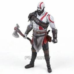 Action figure Kratos God war 4