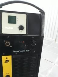 Máquina de solda MIG smalshweld 408