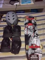 Skate a venda com equipamento
