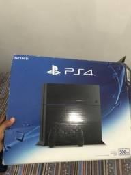 Vendo ou troco PS4