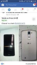 LG k8 novo sem marcas de uso