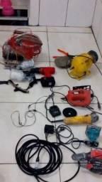 Ferramentas elétricas vendas