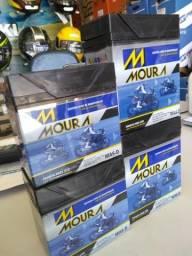 Bateria moura para motos 150 125  cc entre outras com entrega em todo rio
