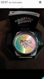 Relógio chili beans diamante Versao exclusiva
