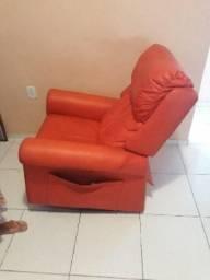 Poutrona do papai reclinavel