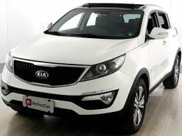 Kia Motors Sportage EX 2.0 16V/ 2.0 16V Flex Aut. - Branco - 2014 - 2014