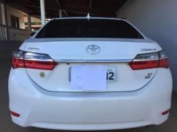Corolla XEI 2018/2018 12.600 km rodados - 2018