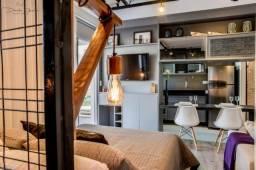 (E)Smart Residence;Jardim Aquarius;1 Dorm;sacada;Hobby Box;
