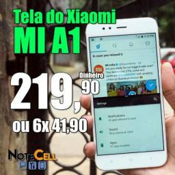 Telas do Xiaomi MI A1