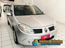 RENAULT SANDERO 2010/2011 1.0 EXPRESSION 16V FLEX 4P MANUAL - 2011