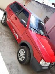 Carro Fiat Uno - 2013