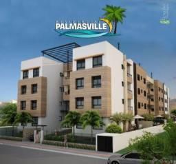 Apartamento à venda com 2 dormitórios em Palmas, Governador celso ramos cod:AP0118