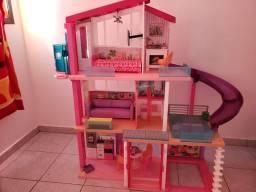 Casa dos sonhos - Barbie