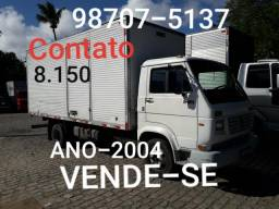 Vende-se vw 8 150 2004 revisado - 2004
