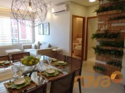Título do anúncio: Apartamento à venda com 2 dormitórios em Residencial eldorado, Goiânia cod:NOV235563