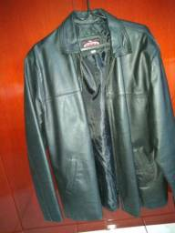 Vendo jaqueta G couro legítimo!!!