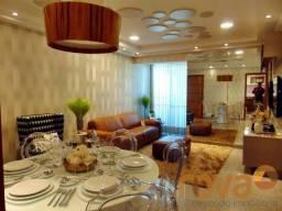 Apartamento à venda com 3 dormitórios em Setor bueno, Goiânia cod:NOV235643