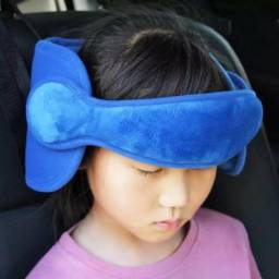 Apoio de cabeça infantil