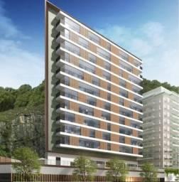 Lindo apartamento de 3 quartos duplex 149,97m2 na rua mais tranquila de Botafogo! Ed