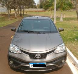 Toyota Etios Sedan 2018 - 13.000km - - 2018