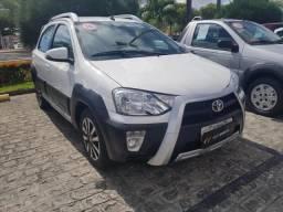 TOYOTA ETIOS CROSS 1.5 16V FLEX 4P AUTOMÁTICO - 2018