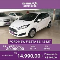 Ford New Fiesta - 2017