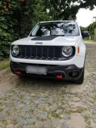 Jeep Renegade Trailhawk 2.0 diesel 4x4 particular extremamente novo revisado na Jeep - 2016