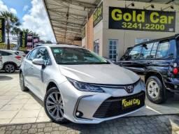 Toyota Corolla Xei 2021 - (BRANCO ZERO KM )