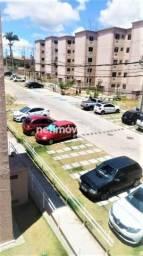 Apartamento para alugar com 2 dormitórios em Caji, Lauro de freitas cod:779270