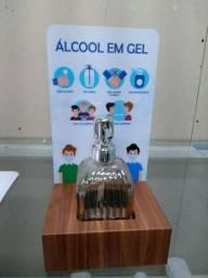 Suporte de álcool gel para balcão pronta entrega retirar em São José