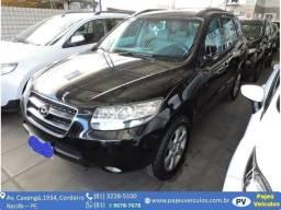Veículo: Hyundai Santa Fé 2.7 Mpfi GLS V6 24V 200CV Gasolina 4P Aut